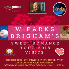 W Parks Brigham Sweet Romance Tour 2018 Valentine's Day Weekend