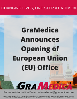 GraMedica establishes European headquarters in Poland.