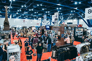 2018 HSC Convention Expo Hall