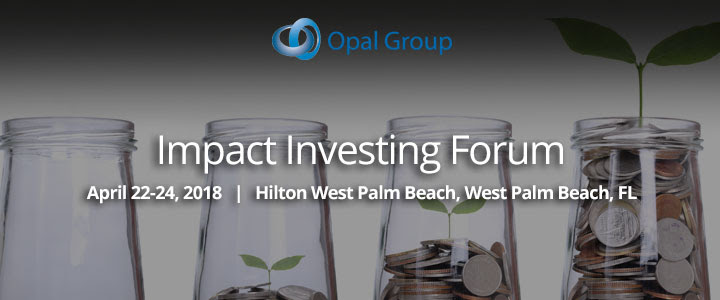 Opal Impact Conference