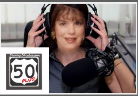 Joyce Schwarz, founder, Startup50plus.com