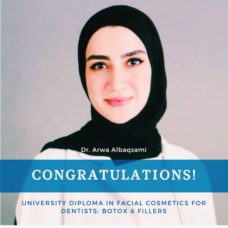 Botox and Fillers Graduate Student