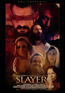 First Official Theatrical Poster 'The Christ Slayer'