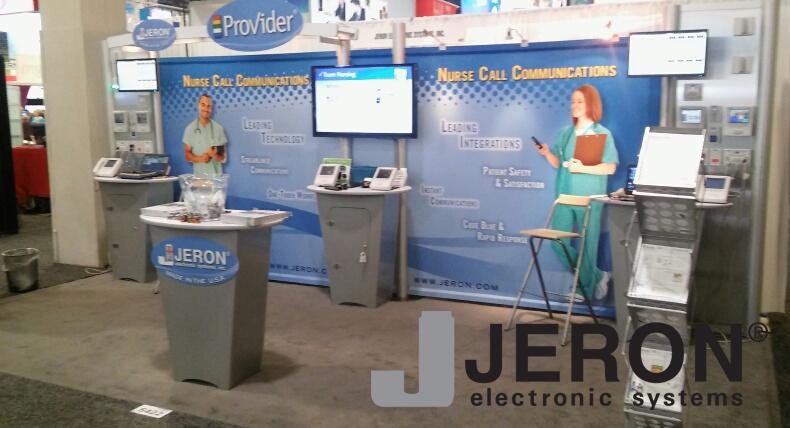 Visit Jeron's Booth #6621 in Las Vegas