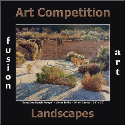 3rd Annual Landscapes International Art Competition