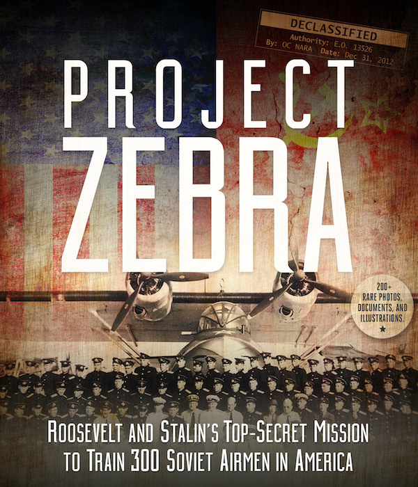 'Project Zebra' by M.G. Crisci