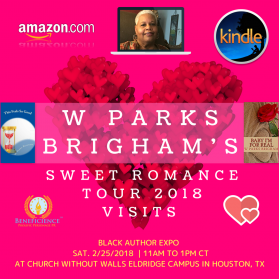 W Parks Brigham Sweet Romance Tour 2018 Wraps Up