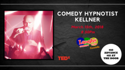 Kellner-Comedy Hypnotist-Seattle-PR