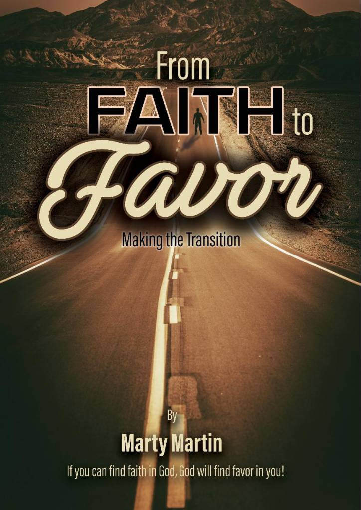 Faith to favor