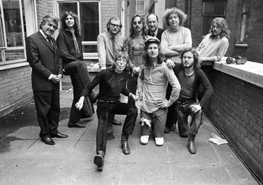 Melody Maker staff - 1971