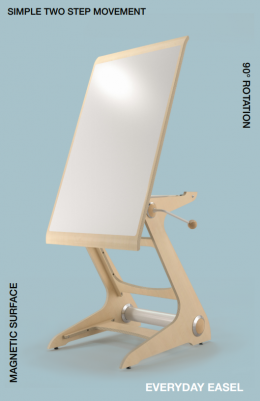 Learn about the Everyday Easel at NAMTA