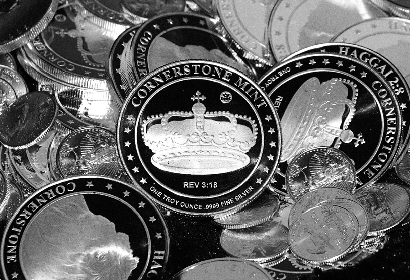 Cornerstone Crowns - Judeo-Christian Silver Coins