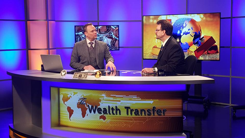Terry Sacka - The Wealth Transfer News Show