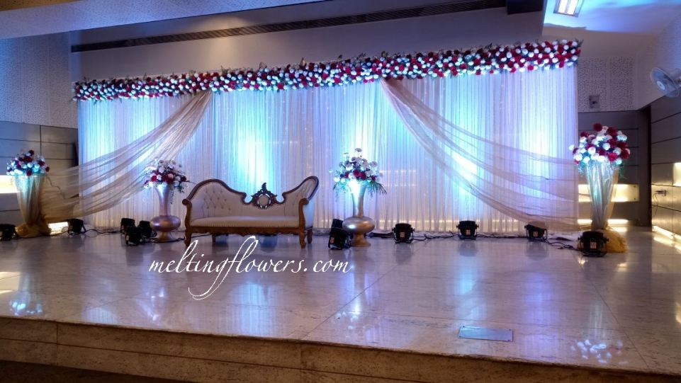 Bangalore banquet halls and grand ideas to decorate them melting indian wedding decoration ideas junglespirit Gallery