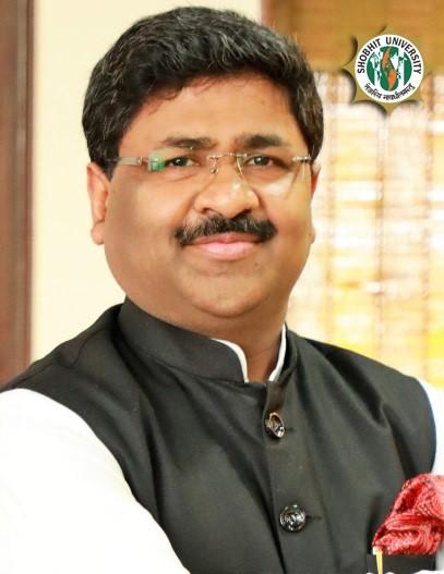 Kunwar Shekhar Vijendra, Chancellor, Shobhit University