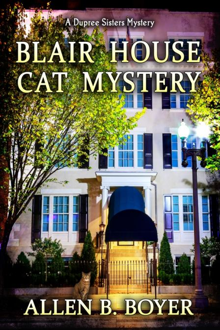 Blair House Cat Mystery