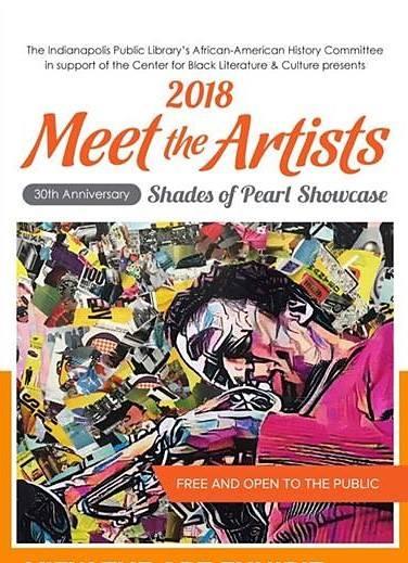 2018 MEET THE ARTISTS -- FIRST FRIDAY: