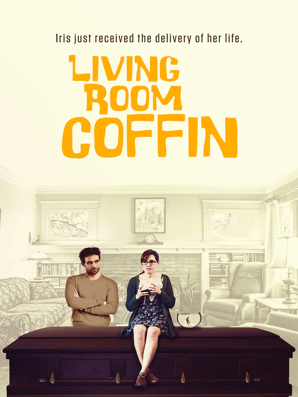 Living Room Coffin now available on Amazon