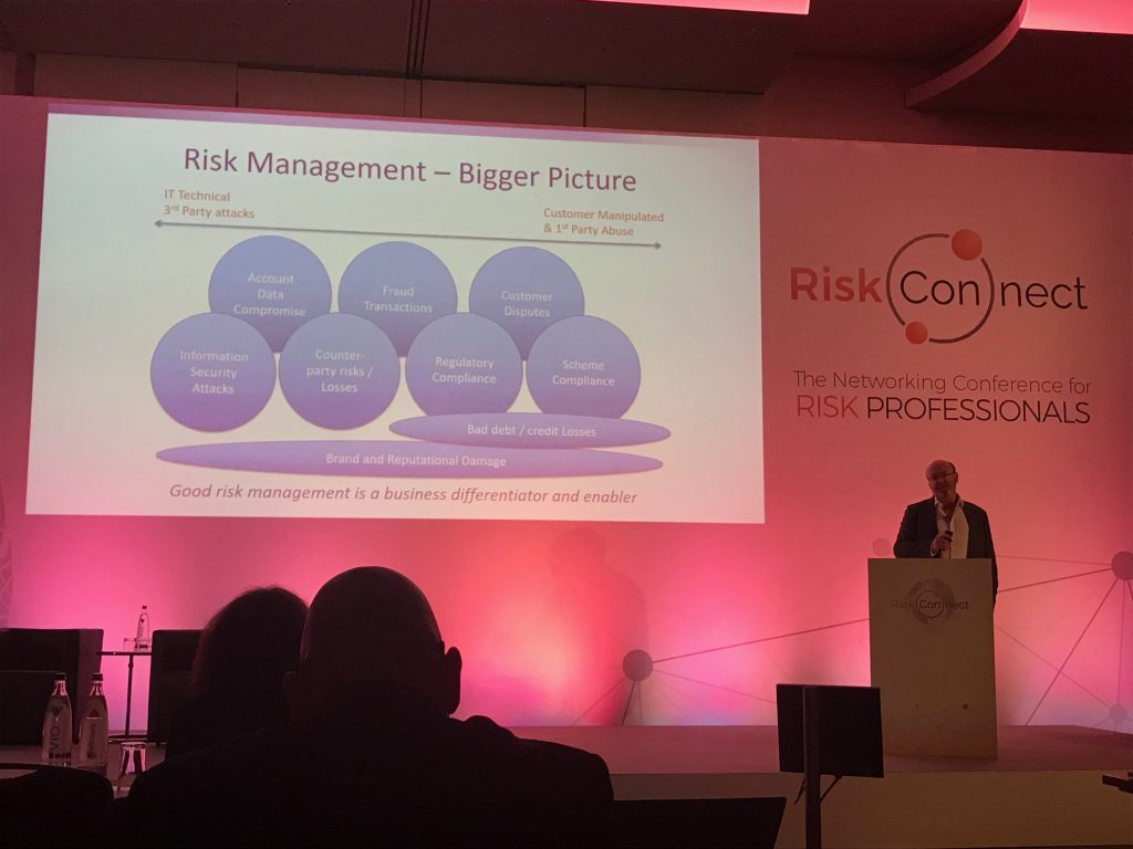 Kevin Smith at RiskConnect Conference