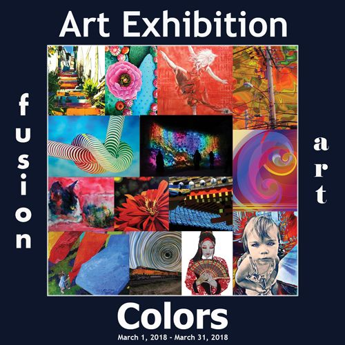 2nd Annual Colors Art Exhibition