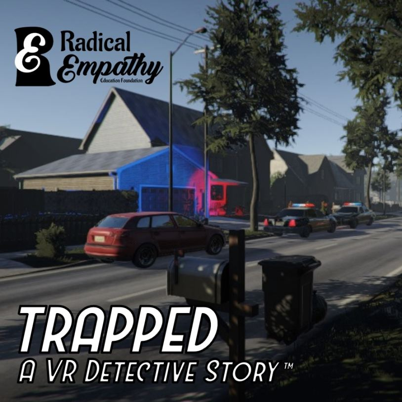 TRAPPED: A VR Detective Story, for HTC Vive