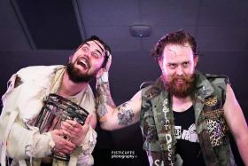Monster Squad AML Wrestling