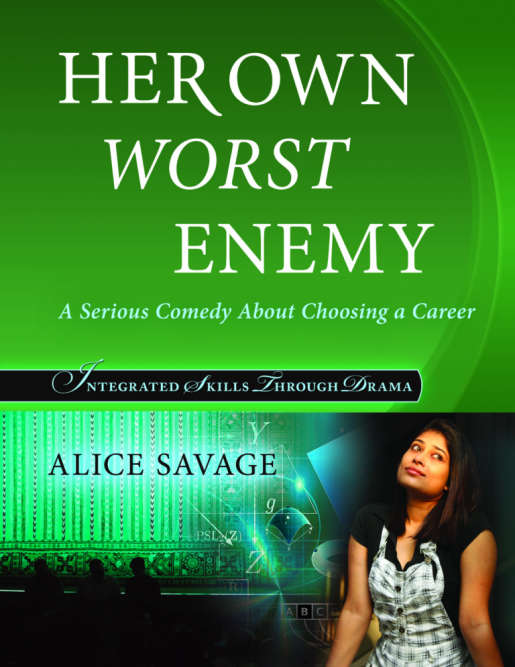 Cover of Her Own Worst Enemy