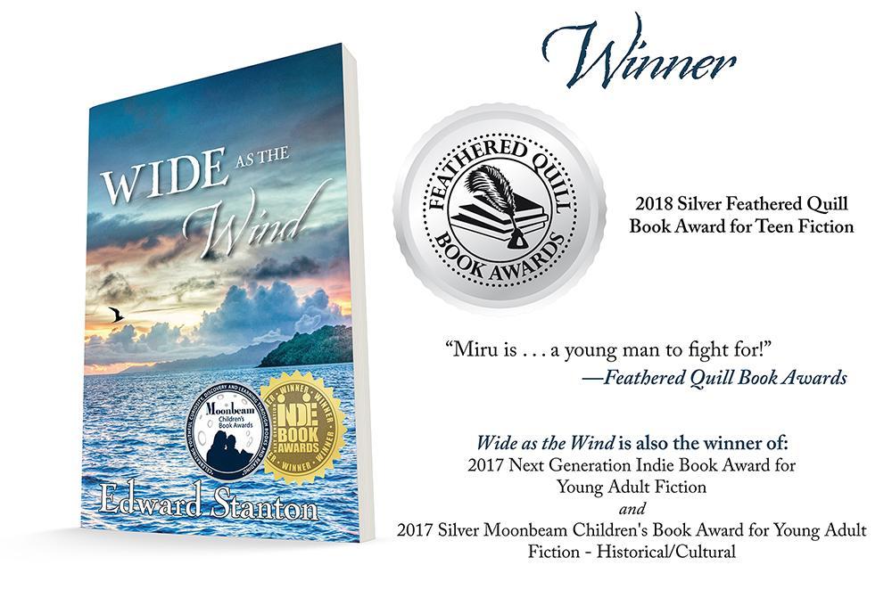 Wide as the Wind wins third international award