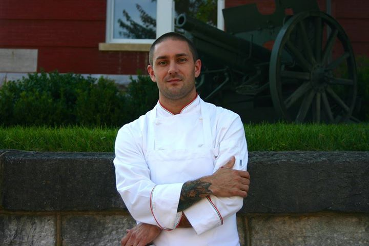 Michael Pascarella - Food and Beverage Director