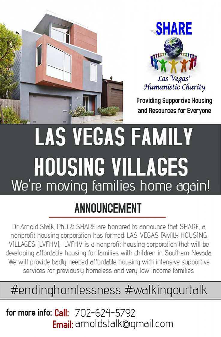 Las Vegas Family Housing Villages