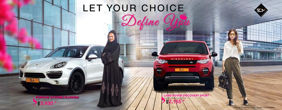 Let your choice define you