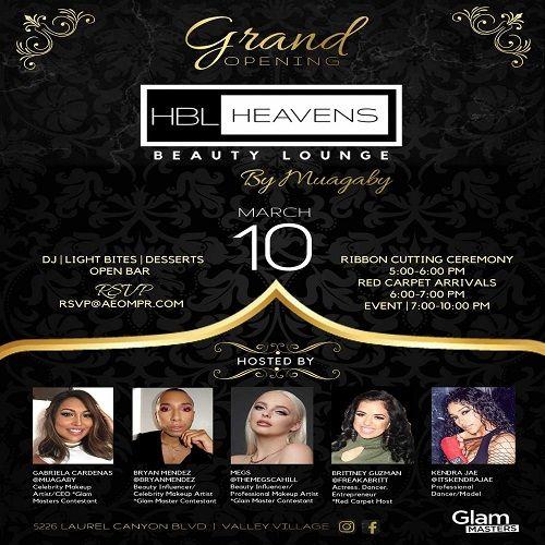HBL Heavens Beauty Lounge