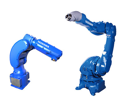 MPX1150 and MPX2600 Robots