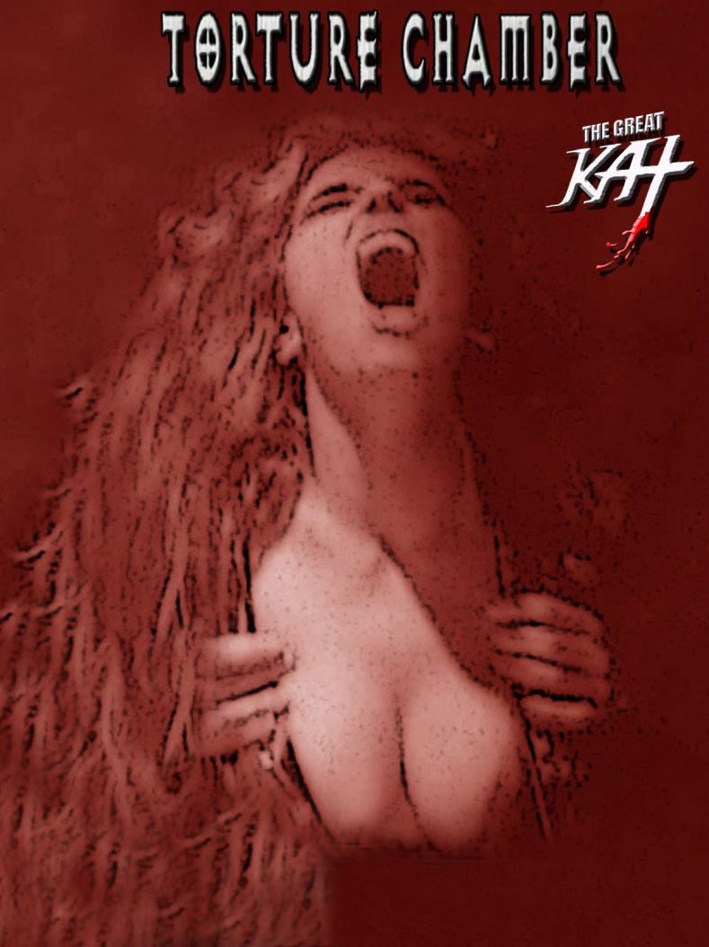#1 on Amazon Germany's Metal Video Charts: Shock Rock Guitar Goddess Great Kat