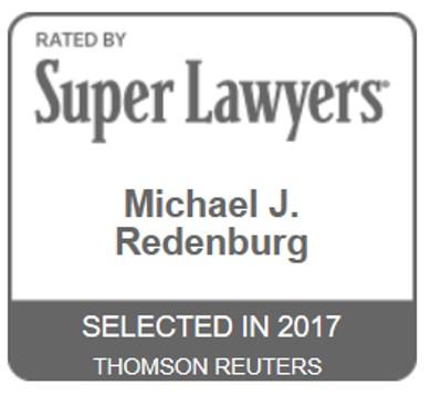 Nominated 2017 SuperLawyer