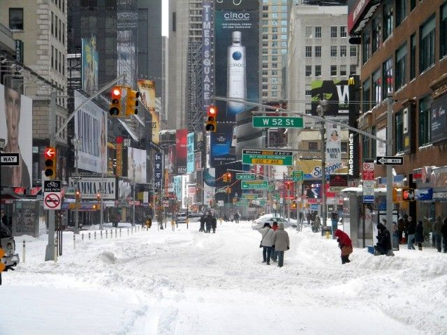 Weather Nyc Winter 2018