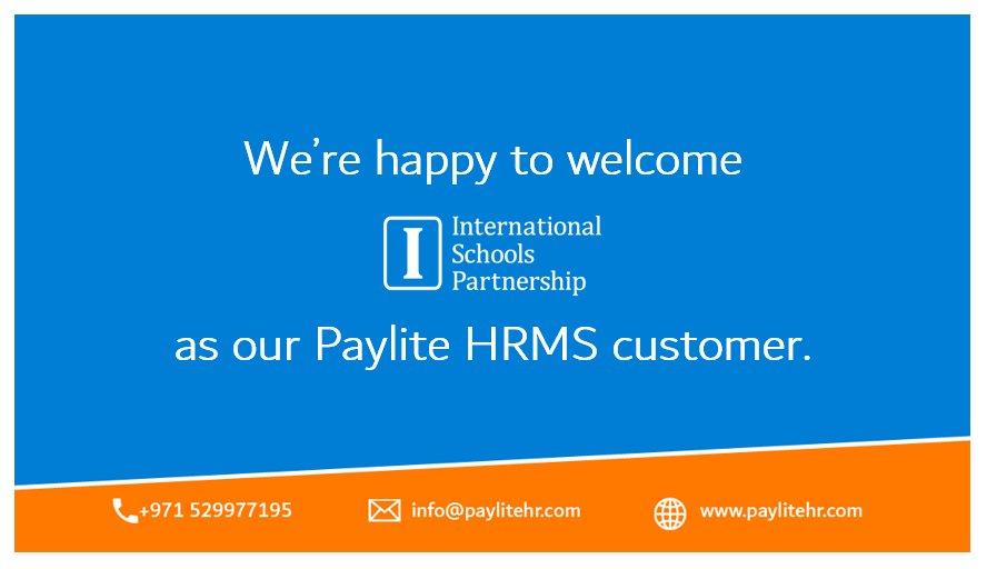 International Schools Partnership chose Paylite HR