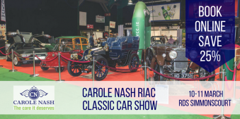 The 4th Carole Nash RIAC Classic Car Show