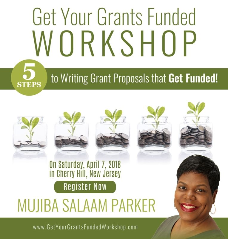 how to get grants for nonprofit organization