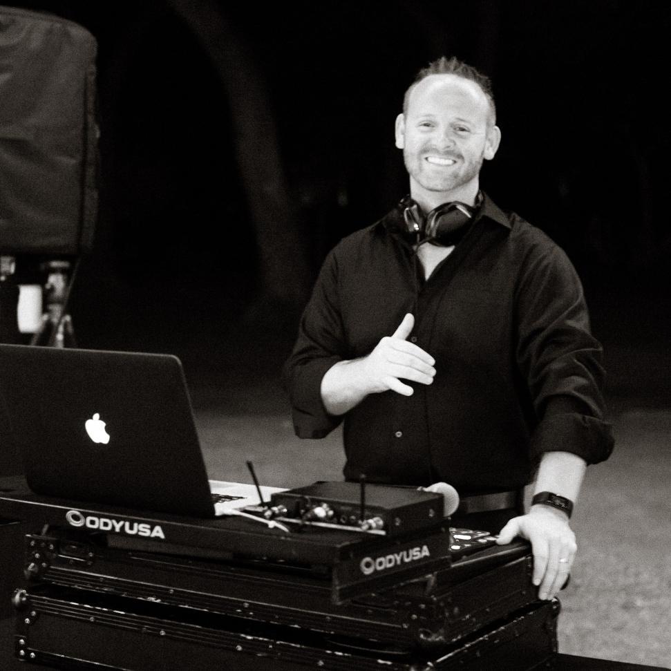 Maui DJ Services' DJ ScottyD