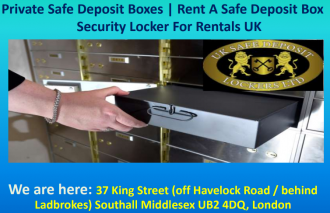 Safe Lockers For Office -Storage Lockers UK