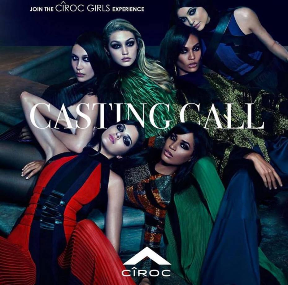 Ciroc Houston Casting