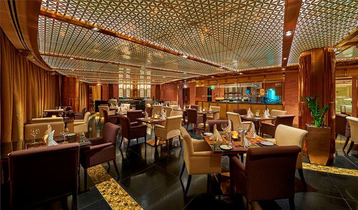 DXB Grill  Millennium Airport Hotel Dubai