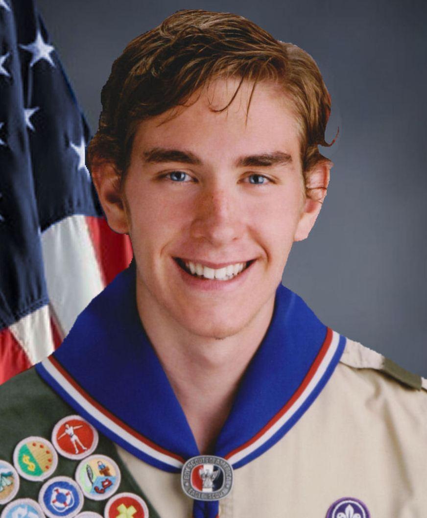 Grayson Wade--Bosco Tech Eagle Scout (Belle N Beau