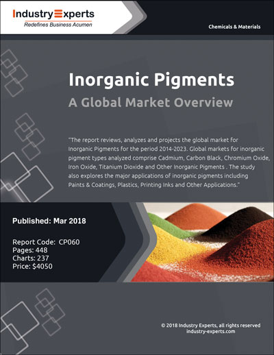 Inorganic Pigments – A Global Market Overview