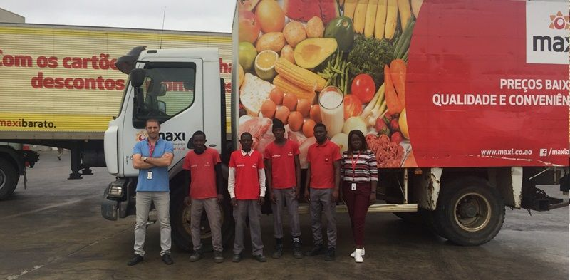 Maxi increases fleet efficiency with Frotcom