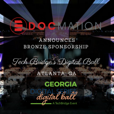 Docmation, a Bronze Sponsor at TechBridge Digital Ball 2018