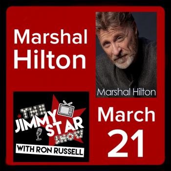 Marshal Hilton On The Jimmy Star Show With Ron Russell