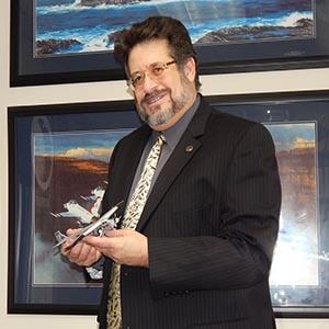 Attorney Charlie Morgenstein Aviation Lawyer in Bo