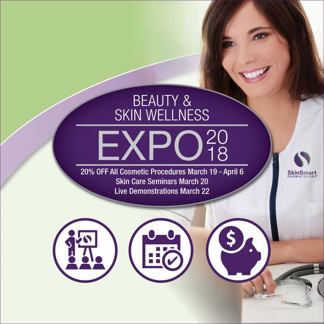 SkinSmart Beauty and Skin Wellness Expo 2018